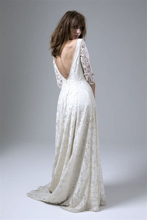 Floral Backless Top Like Kate Moss by 17 Best Images About Backless Wedding Dresses By Halfpenny