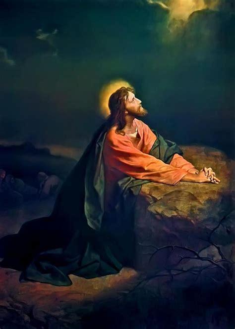 jesus   garden  gethsemane