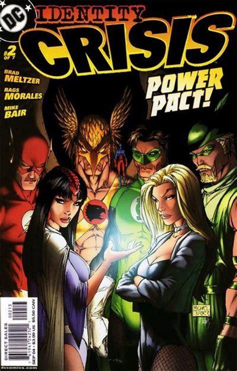 Comic Brad Meltzer Identity Crisis identity crisis vol 1 2 dc database fandom powered by