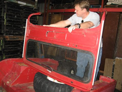 Sweety M38 m38 and junk yard motor the cj2a page forums page 1