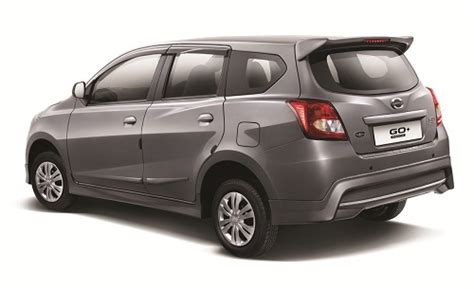 Garnish Belakang Datsun Go Goplus harga datsun go dan spesifikasi mei 2018