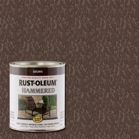rust oleum stops rust 1 qt cranberry door paint 2 pack 238314 the home depot