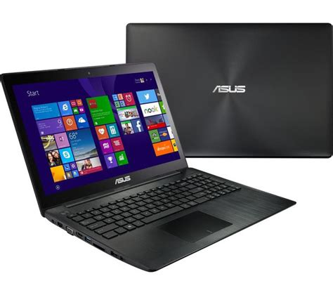 Asus Laptop Touch Screen Dvd asus x553 f553ms 15 6 touchscreen laptop black deals pc world