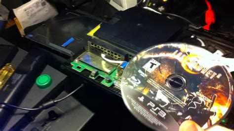 ps3 video won t reset ps3 repair tip won t spin disc won t read disc youtube