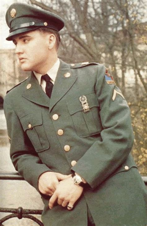 what attractive to marines elvis in uniform it doesn t get any better most