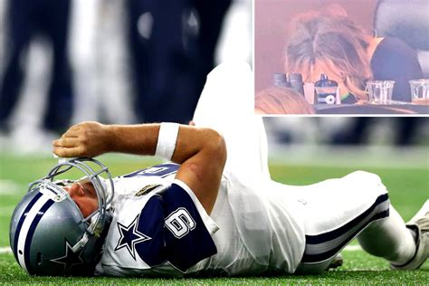 Brings Tony Romo Home For Thanksgiving by Tony Romo S Was Saddest Thanksgiving Image