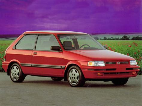 1994 subaru justy specs pictures trims colors cars com
