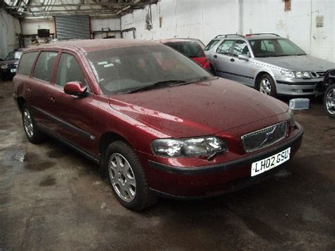 volvo ts salvage only current stock volvo v70 ts