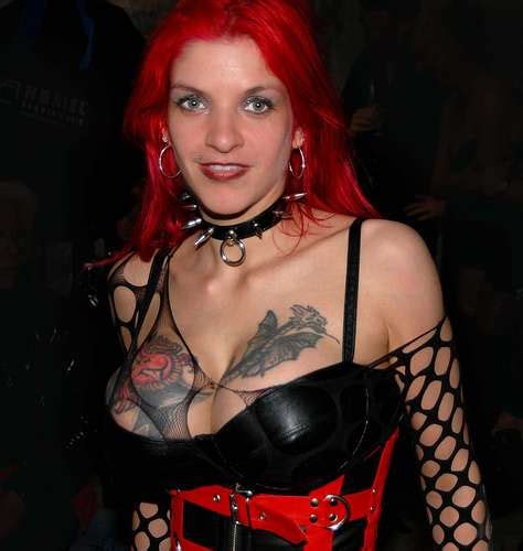 extreme fantasy tattoo goth tattoos fascinating body art expressing subculture