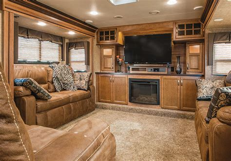 front living room fifth wheel fifth wheel cers with front living rooms room for 5th