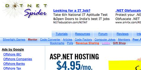 tutorial asp net programming tutorial asp net msdn 20 c programming resources for web
