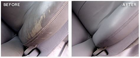 Interior Leather Repair by Interior Mr Chips