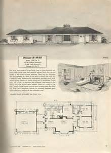 1950s Home Floor Plans by 1000 Images About Bungalow On Pinterest Ranch Style