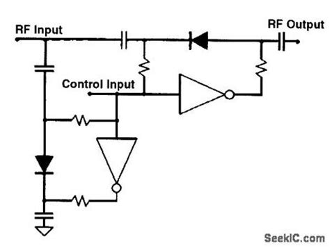 pin diode switch circuit index 660 circuit diagram seekic
