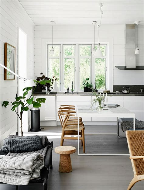 Nordic Design Home Another Peek Into The Impeccably Decorated Home Of Swedish Stylist Pella Hedeby Nordicdesign