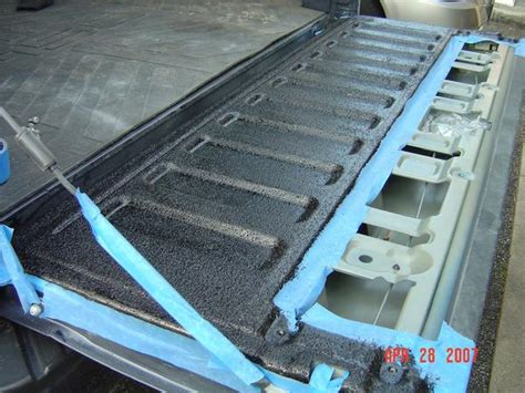 How To Remove Bed Liner by Tailgate Is Sprayed With Bedliner Need To Access Bolts