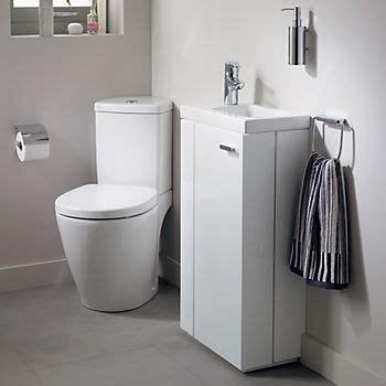 Ideas For Compact Cloakroom Design Small Bathroom Ideas Ideas Advice Diy At B Q