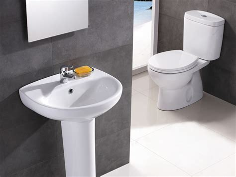 Reece Plumbing Toilets by Roca Coupled Toilet Suite From Reece