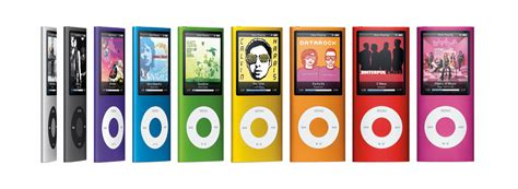 ipod color the history of the ipod nano 512 pixels
