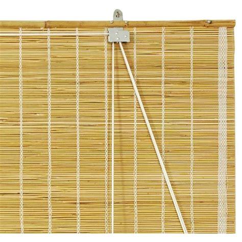 matchstick roll up blinds natural orientalfurniture com