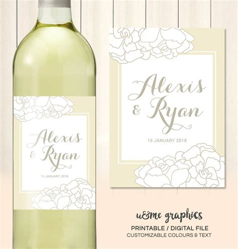 label design in cape town wedding wine labels cape town south africa u me graphics