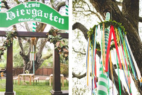 Backyard Oktoberfest by Backyard Oktoberfest Found Vintage Rentals