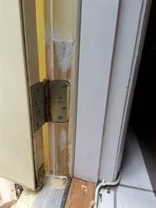 Repair Exterior Door Jamb Carpentry Exterior A Handyman Company Clearwater Fl