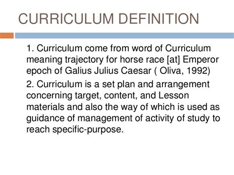 theme curriculum definition reality curriculum in education