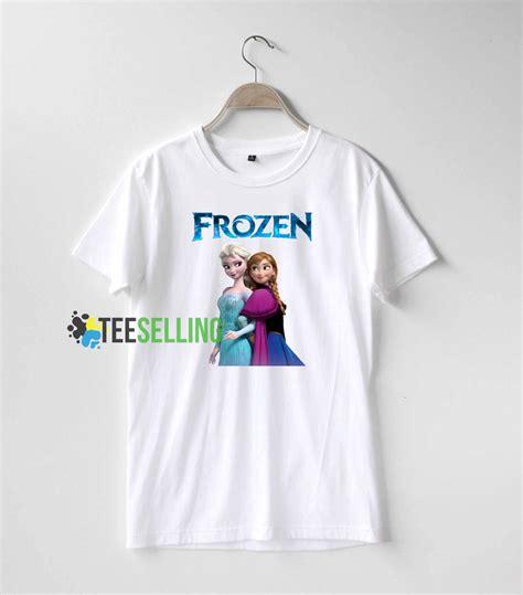 T Shirt Frozen and elsa frozen t shirt unisex and size s xl