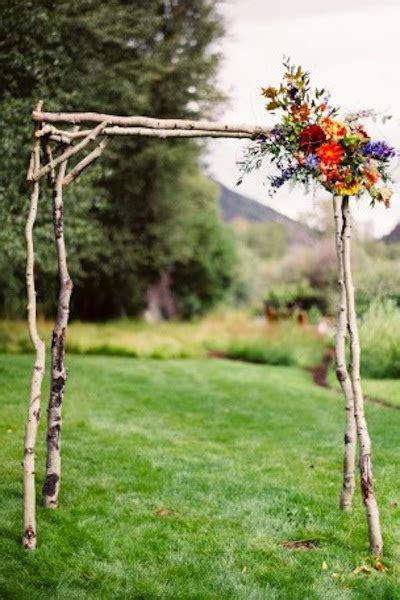 diy outdoor wedding arches ideas 11 beautiful diy wedding arches