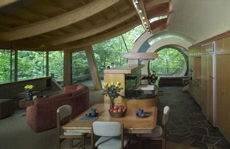 organic interior design lofted forest home organic curves natural materials