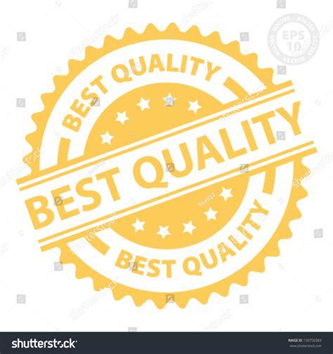 bett qualität eps10 vector best quality rubber st with orange color