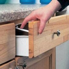 Kitchen Cupboard Child Safety Catch - baby safety cupboard locks ebay
