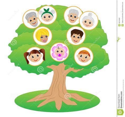 immagini di sull albero immagini della famiglia sull albero genealogico fotografia