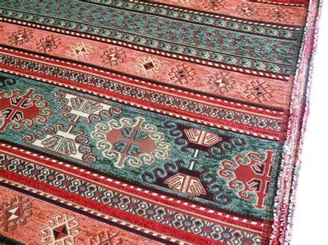 ethnic upholstery fabric ethnic tribal style chenille upholstery fabric velvet