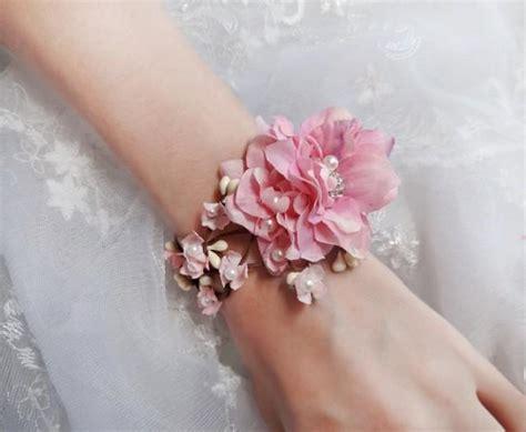 Pink Wedding   Wedding Cuff Bracelet   Bridal Bracelet #2225566   Weddbook