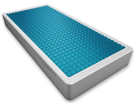 technogel mattress back in