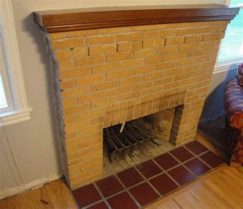 planning a fireplace makeover the hyper house