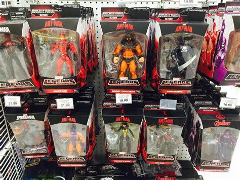 figure store marvel legends ant series figures released marvel