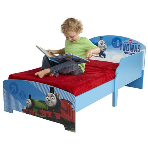 thomas toddler bed thomas friends mdf toddler bed mattress new tank engine ebay
