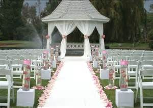 Gazebo Decorations Pictures by Memorable Wedding Gazebo Wedding Decorations