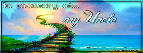 Happy Birthday And Rest In Peace Quotes Loss Of Uncle Quotes Sympathy Bereavement Cover Photo