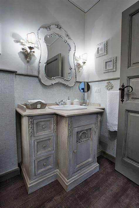 style bagno realizzazione e recupero mobili in stile provenzale