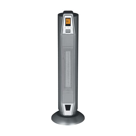 Lowes Heaters Electric Room by Shop Sunpentown Ceramic Tower Electric Space Heater With