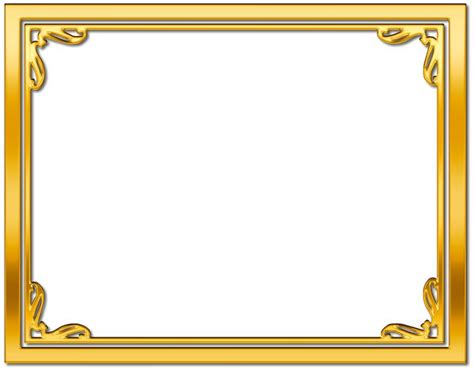 frame border template certificates of achievement borders blank certificates