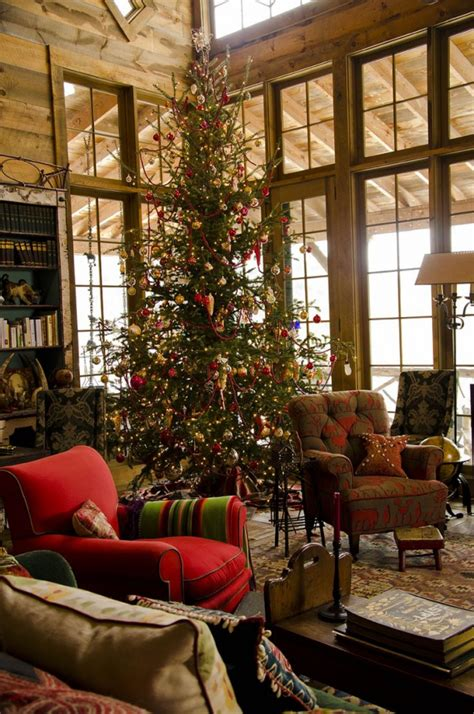 country homes and interiors christmas country christmas decor adorable home