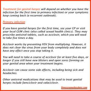 And genital herpes cure for herpes home remedy for genital herpes