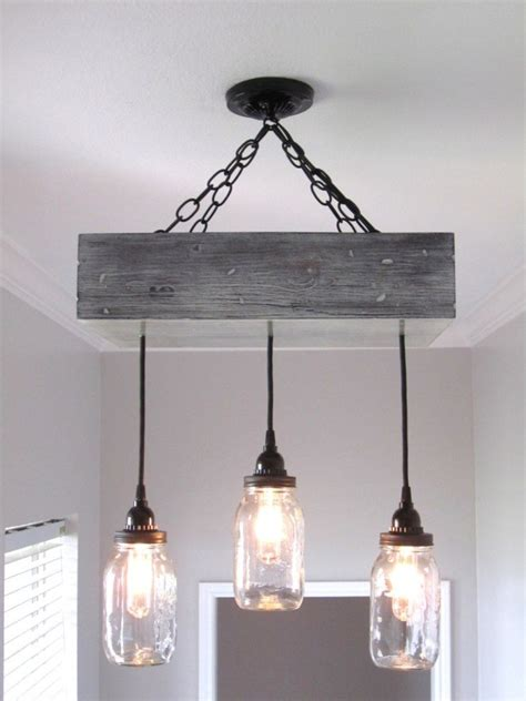 farmhouse ceiling lights the intended for aspiration style hanging lisacintosh fabriquer une suspension id 233 es cr 233 atives et
