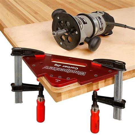 radius woodworking buy woodpeckers one time tool corner jig radius set with