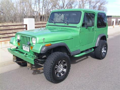 1991 jeep wrangler yj 1991 jeep wrangler yj lifted classic jeep wrangler 1991